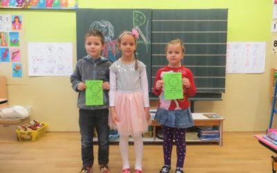 Školní kolo v recitační soutěži 15.2.2018