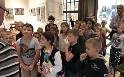16.9.2017 školní družina v muzeu