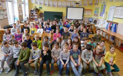 Školní kolo ve zpěvu, 3. 3. 2020
