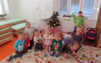 Vánoce ve školce, 20. 12. 2019