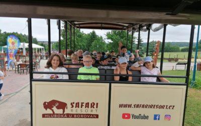 Zoo Safari Park, 24. 6. 2021 (2. a 4. ročník)